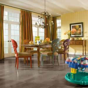 Armstrong flooring - gray
