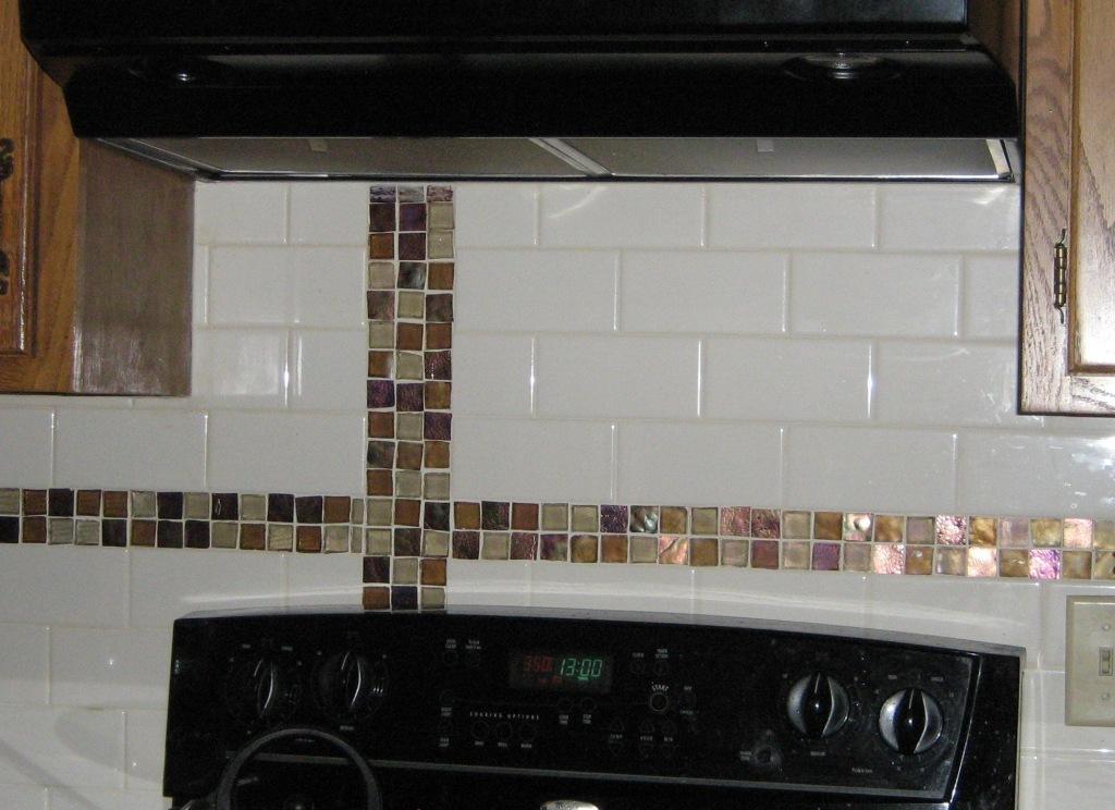 Design your own glass tile a little design help - Design your own backsplash ...