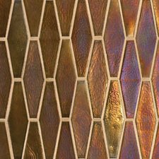 Oceanside Glass Pattern tile