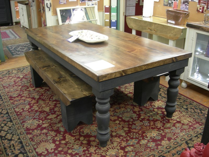 Rooster Tails table