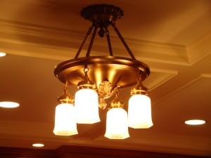 custom light detail
