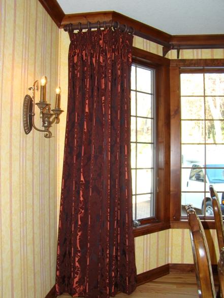 Victorian dining room panel