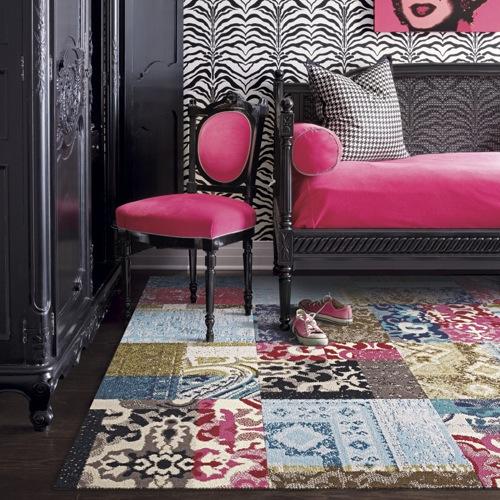 DIY Flooring: Carpet Tile | A Little Design Help