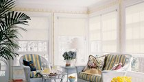 Hunter Douglas screen shades