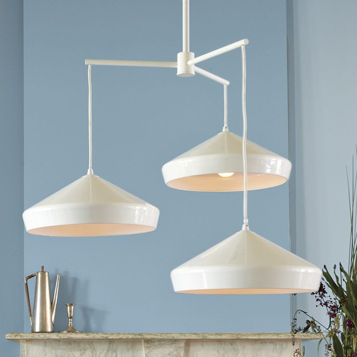 West Elm Finn Chandelier