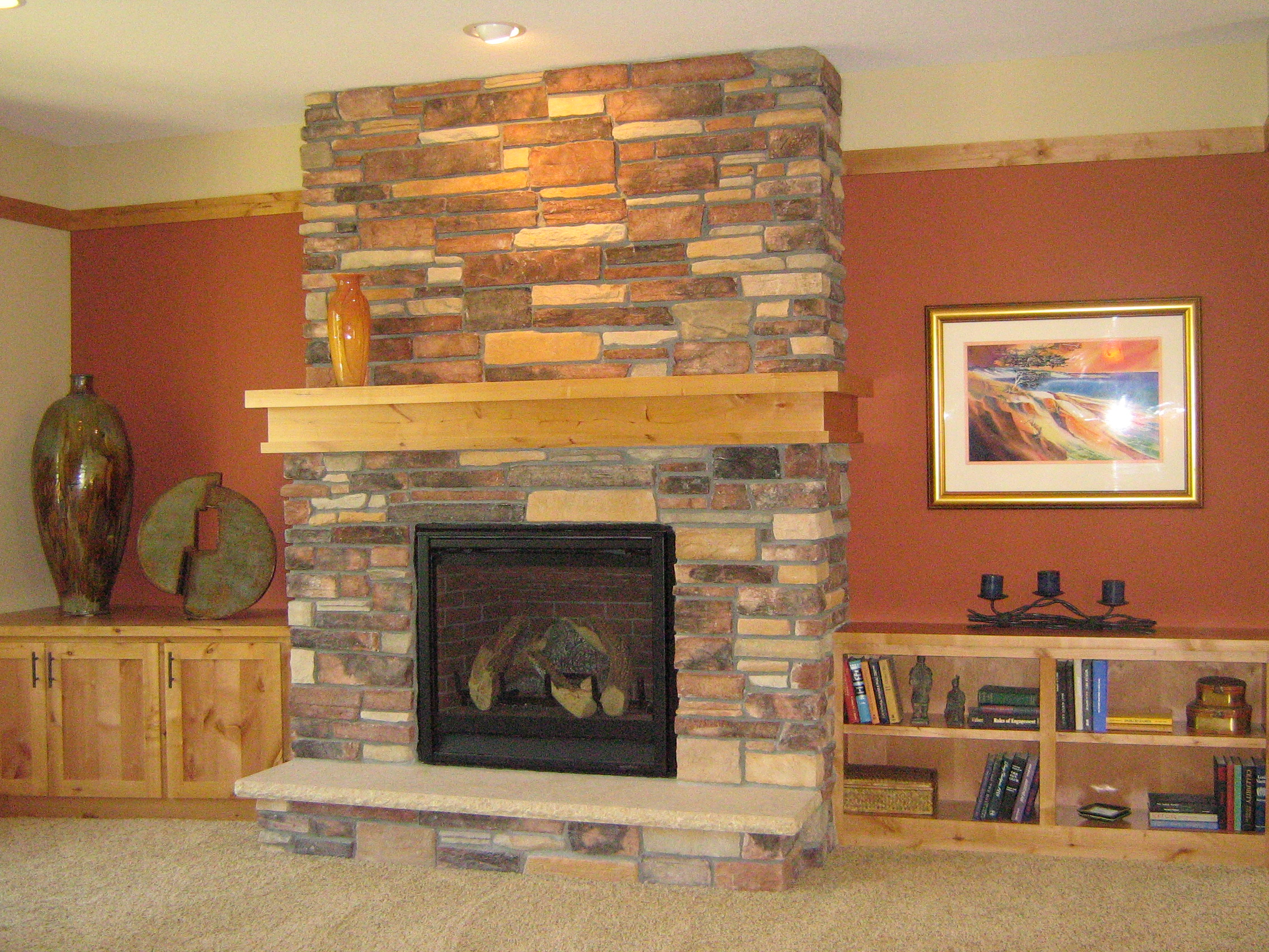 Light a Fire The Parts of a Fireplace A Little Design Help.