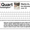 Free Paint at Ace Hardware – June 16, 2012