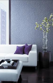 DL Couch contract wallcovering