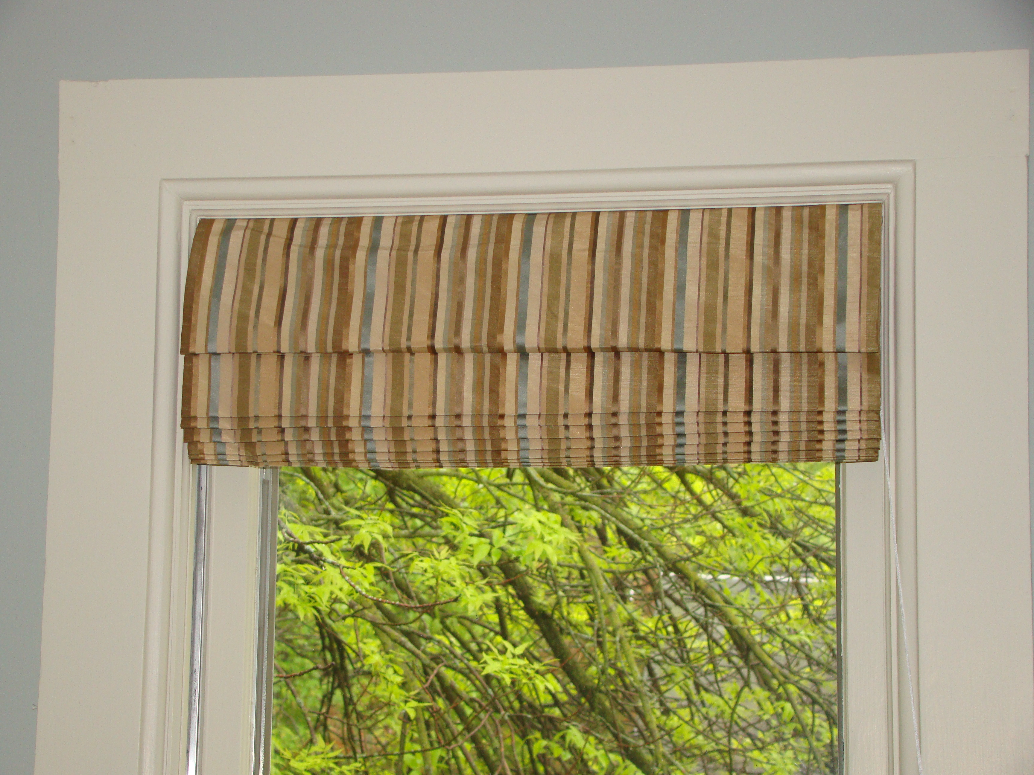 What Is The Stack Of A Window Treatment Little Design