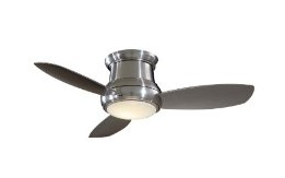 Amazon Minka Aire Flush mount Fan