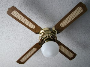 ugly ceiling fan
