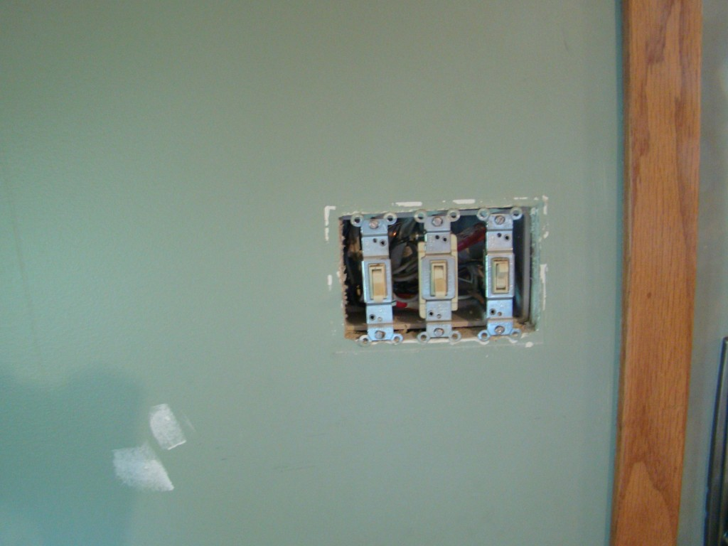 Remove outlet covers