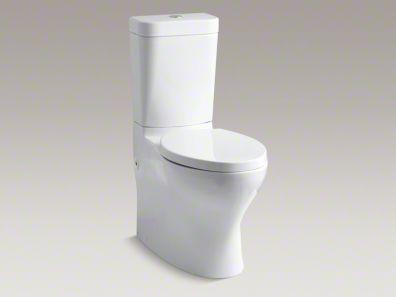 Kohler concealed trap toilet