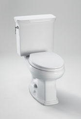 Toto round bowl toilet