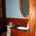 What is Wainscoting?
