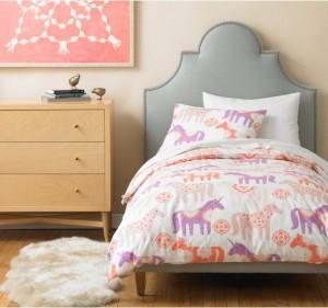 Dwell Unicorn Duvet Set