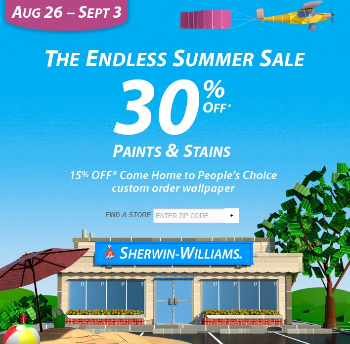 SW Endless Summer Sale 2012