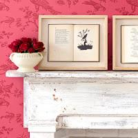 framed books