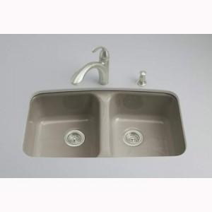 Kohler cast iron porcelain sink