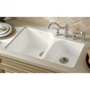 Kohler Executive Chef Undercounter sink
