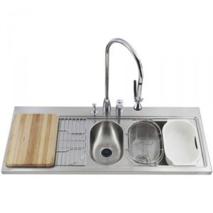 Kohler Pro Taskcenter kitchen sink