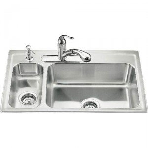 Kohler Stainless Steel Kitchen Sinks tips for choosing a kitchen sink (part 2): configuration and