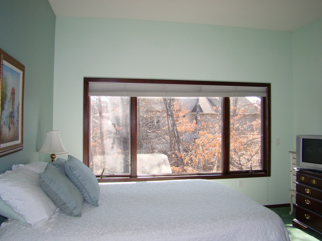 master bedroom window before