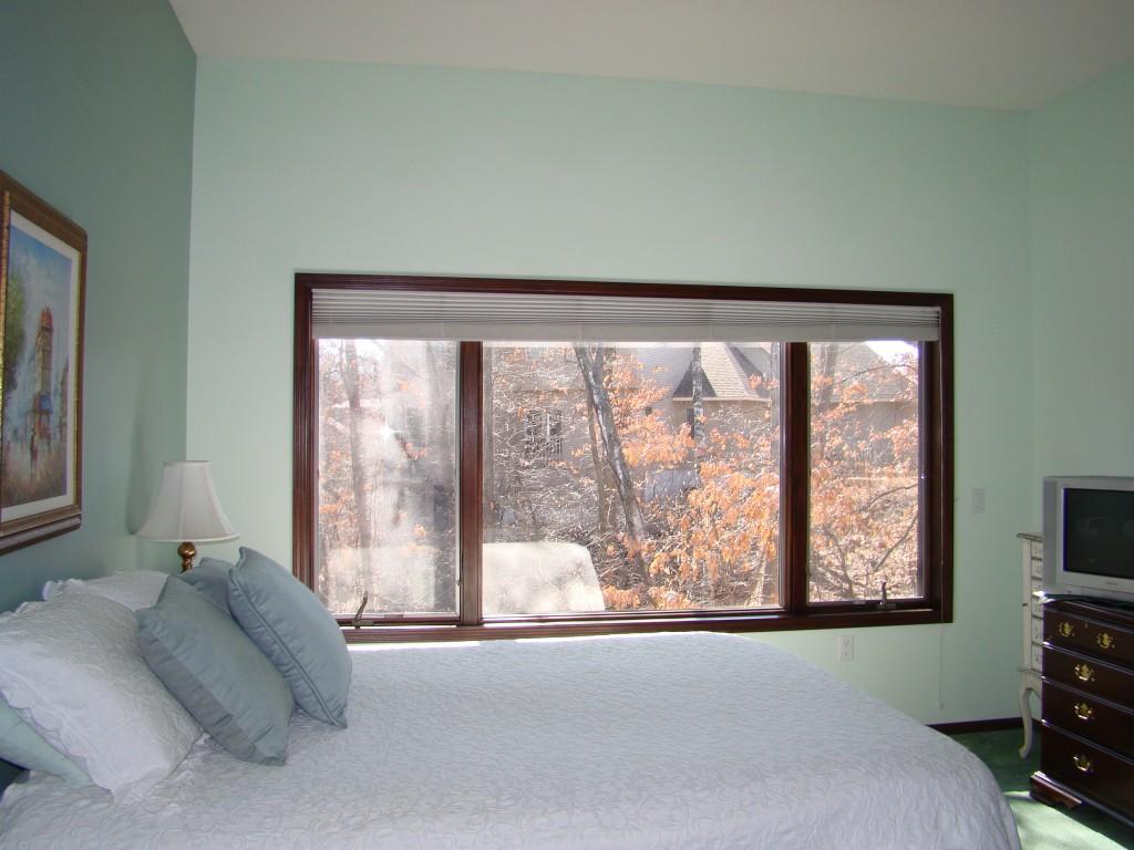 master bedroom window before