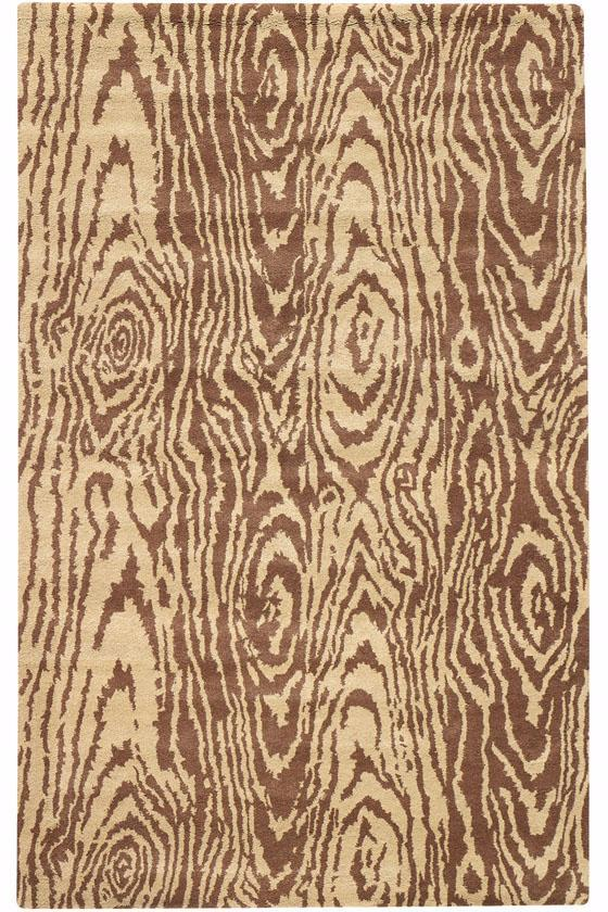 Design trend faux bois a little design help for Martha stewart rugs home decorators