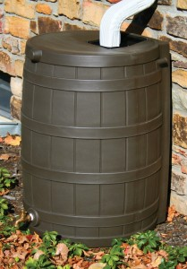 Amazon Rain Barrel