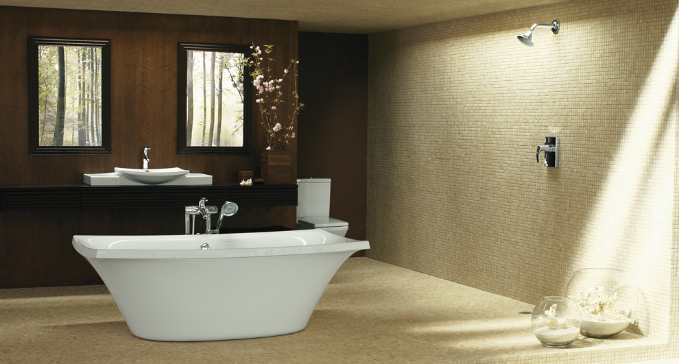 Tips For Choosing a Bathtub | A Little Design Help
