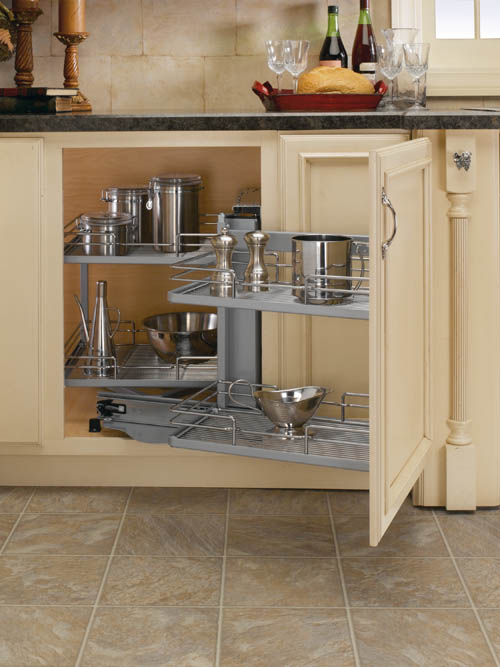 Bells and Whistles: Inserts To Make Your Old Kitchen Cabinets More ...