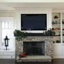 Should I Install My TV Over My Fireplace?