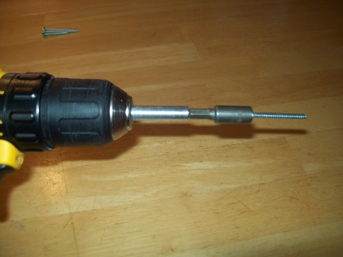 extension for drill