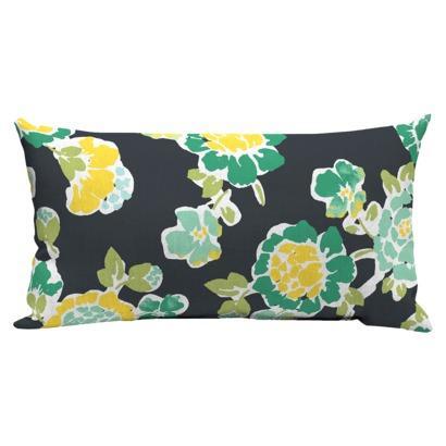 Target floral pillow