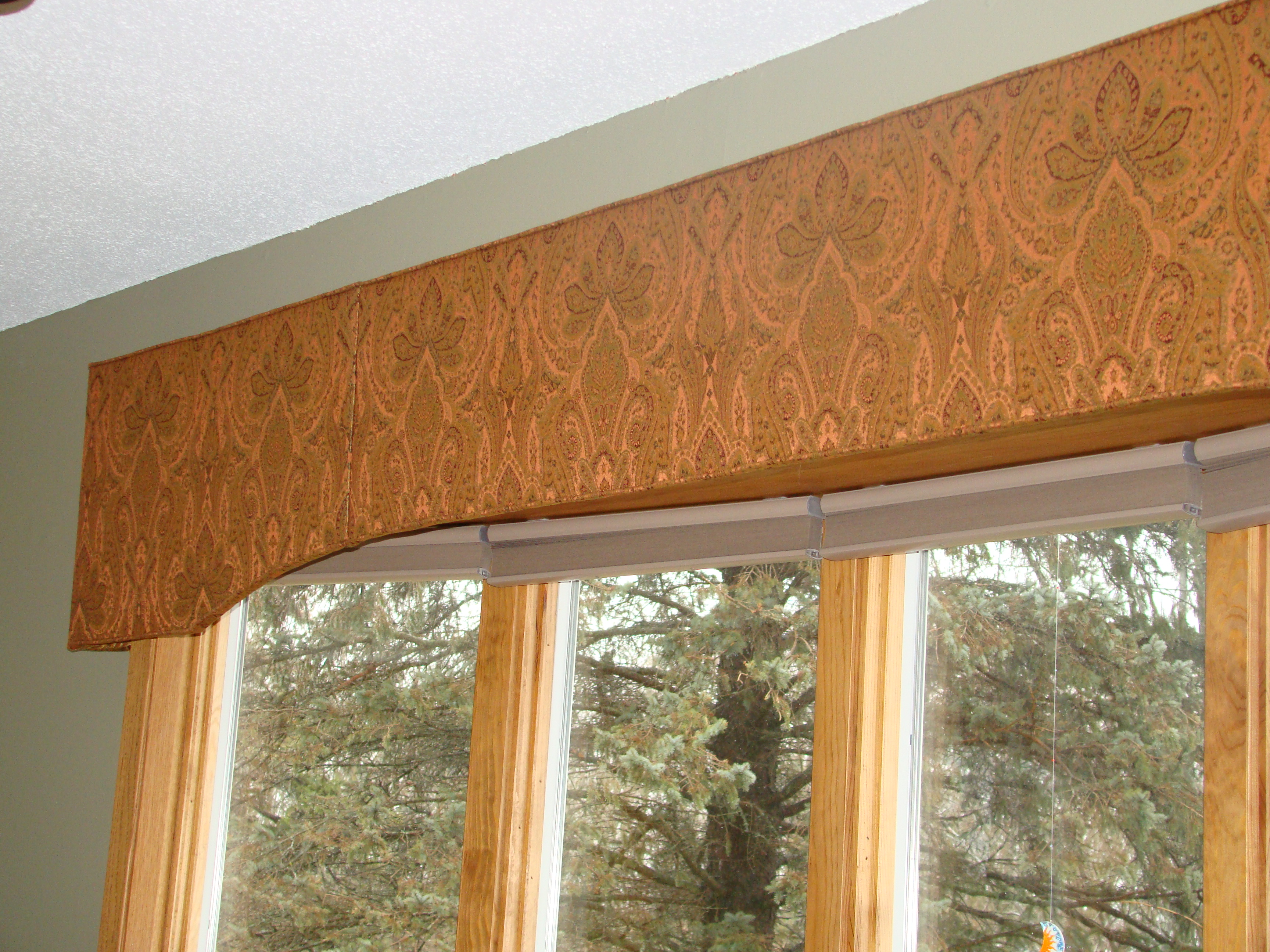 and paintable valances wood draperies valance cornice curtains coverings textured mice window cornices blind box