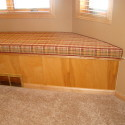Before & After:  Bench Cushion
