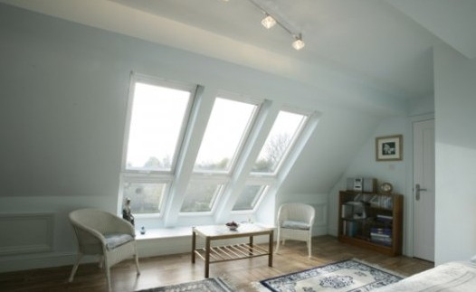 Econoloft UK attic loft bedroom