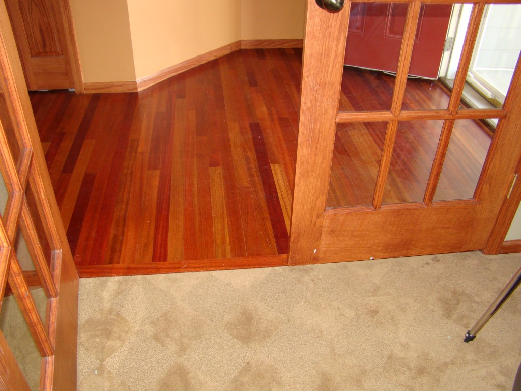 Different Wood Flooring Types 1024 x 768