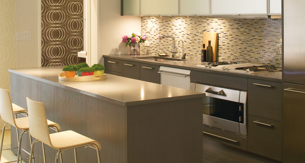 Kitchen Design Photos 2013 guest post: a helpful guide to choosing the right material for