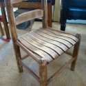 Before & After:  Time Out Chair