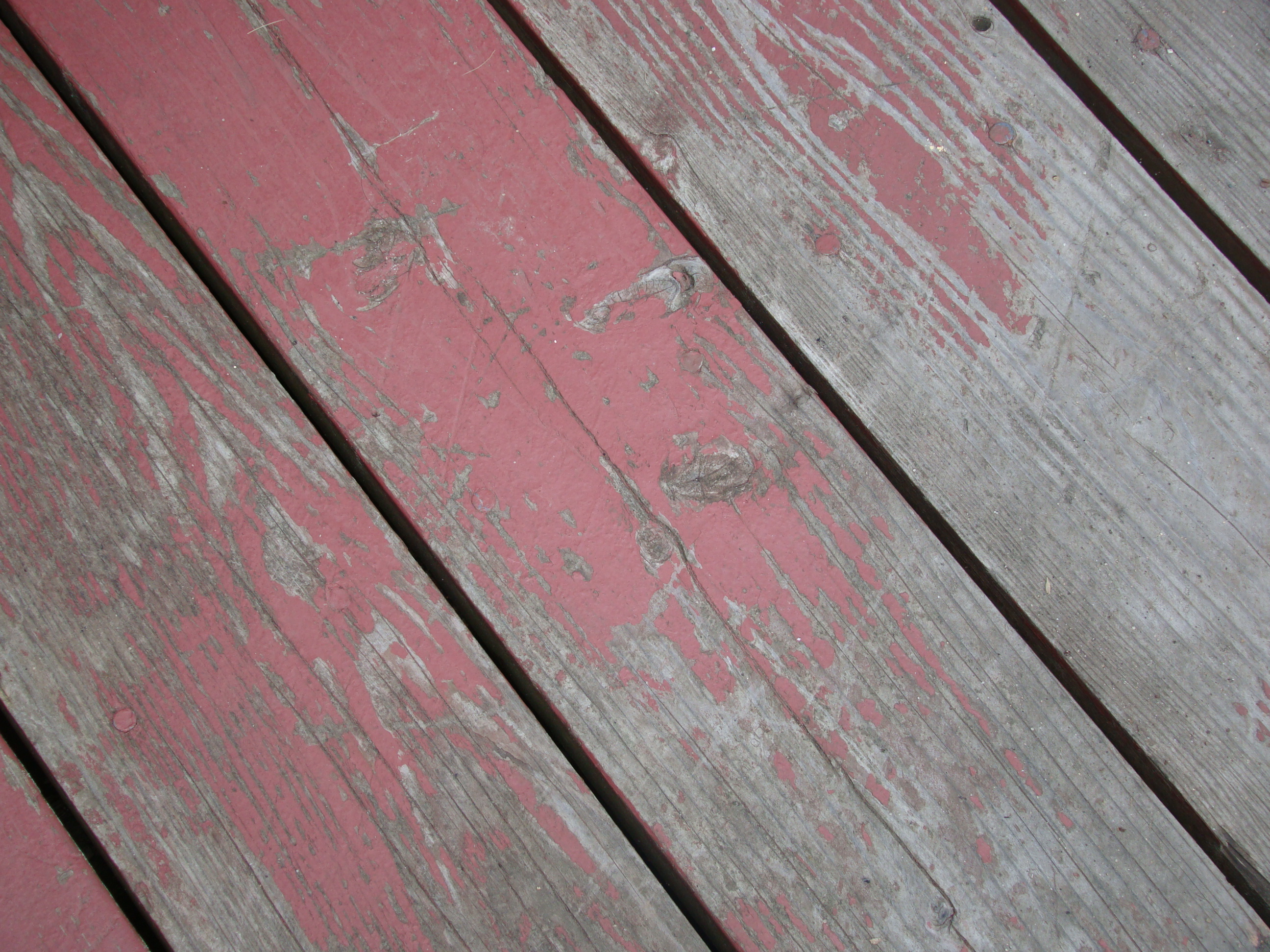Should I Paint Or Stain My Deck A Little Design Help