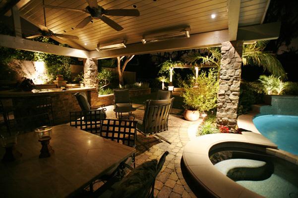 outdoor oasis