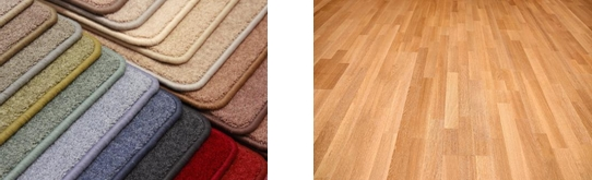 carpet wood
