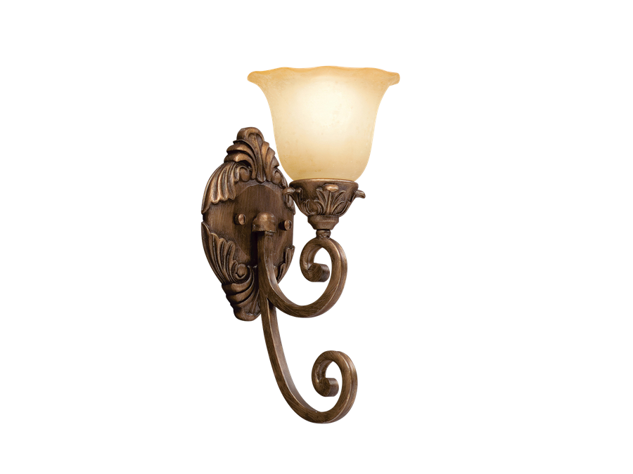 traditional wall sconce