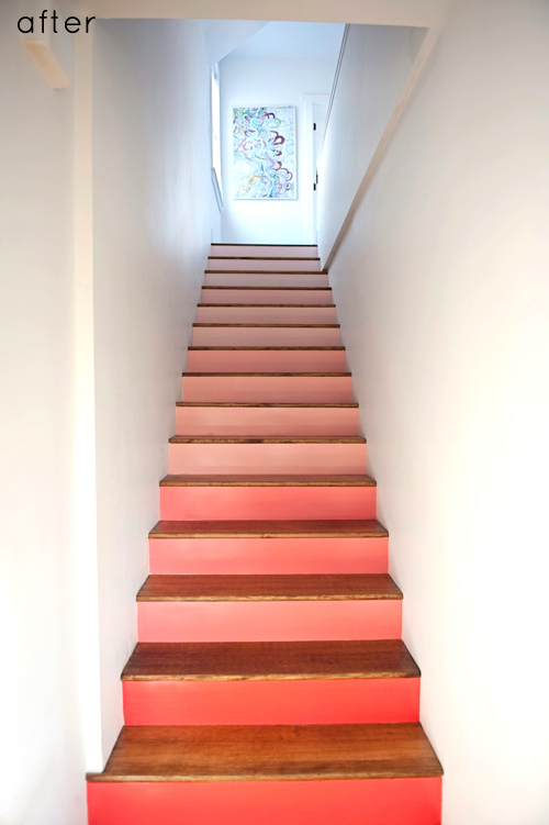 Ombre Stair