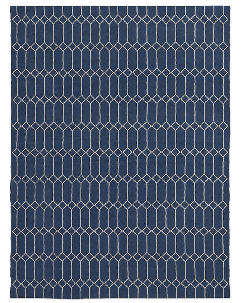Hexagon rug