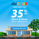 Sherwin Williams Anniversary Sale