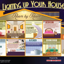 Quick Tips:  Lighting Tips For Your Home