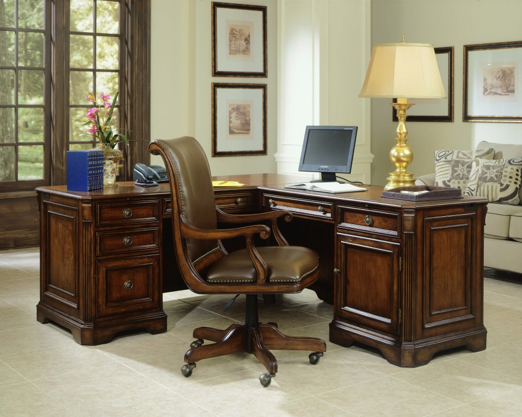 hooker Brookhaven desk